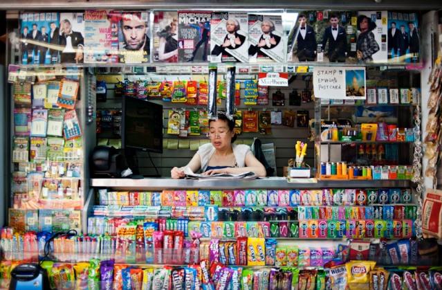 Navid Baraty - The City vendor